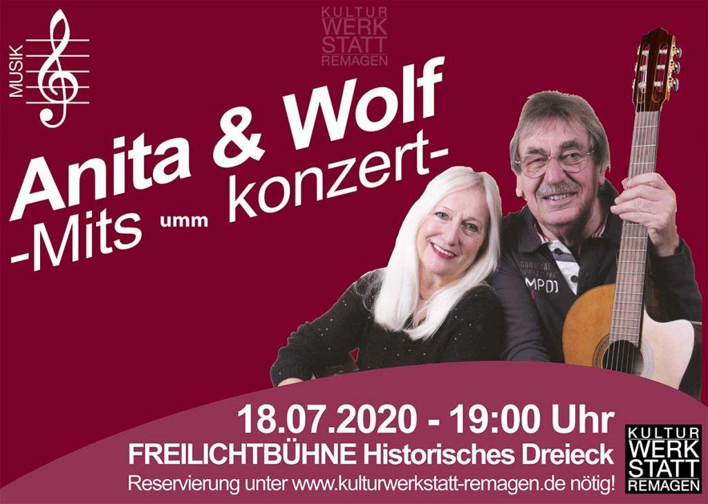Anita und Wolf