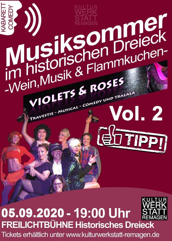 Violets & Roses Vol. 2