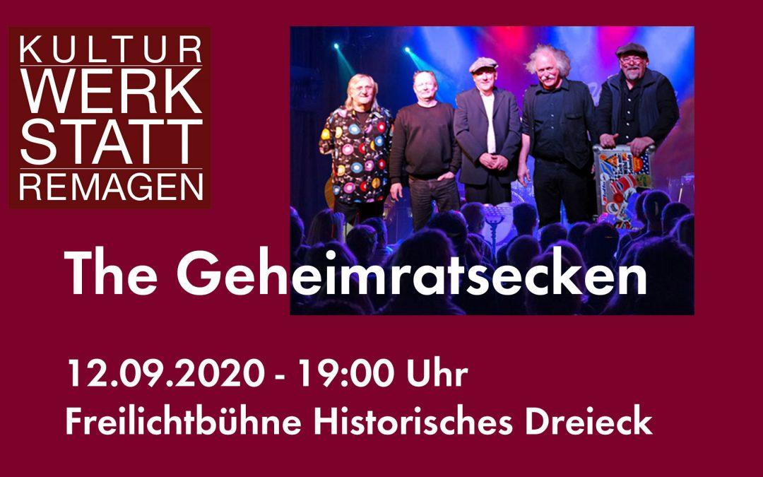 The Geheimratsecken