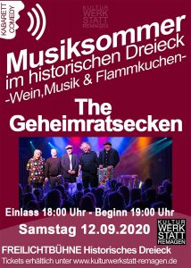 The Geheimratsecken